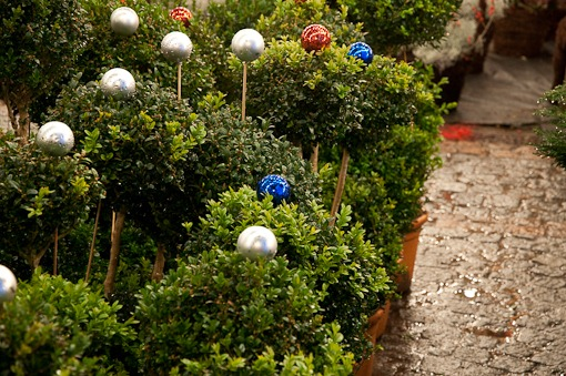Ball bushes